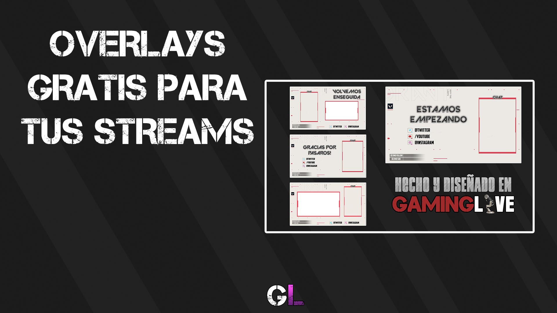 Overlays Streaming